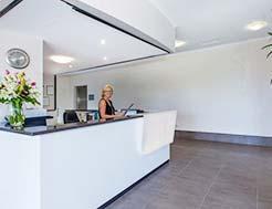 Alexandra Headland Apartments Reception