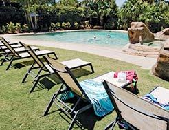 Resort Pool Family