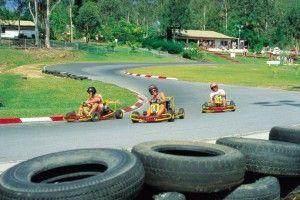 Big Kart Track Sunshine Coast