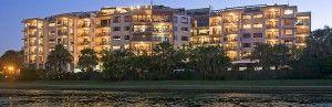 Resort accommodation Sunshine Coast
