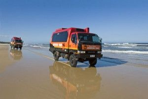 Day Tour to Fraser Island in Style with Fraser Island Adventure tours