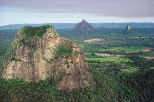 Glass House Mountains Sunshine Coast