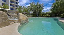 Alexandra Headland accommodation Sunshine Coast