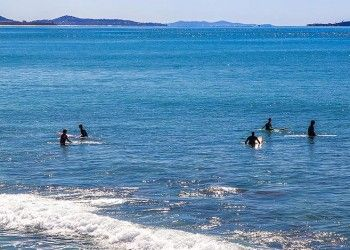 Alexandra Headland beach