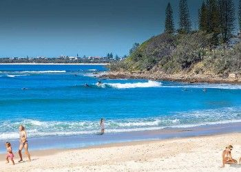 Sunshine Coast holidays