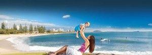 Alexandra Headland Sunshine Coast