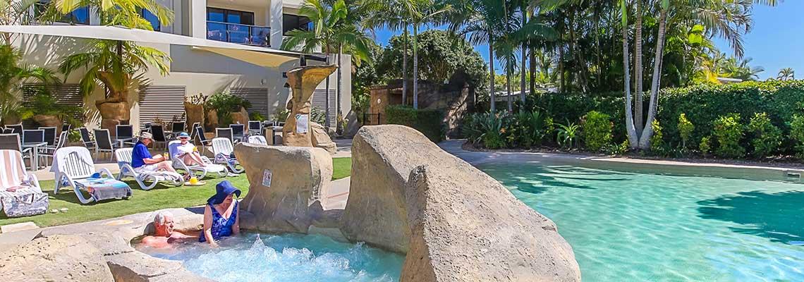 Sunshine Coast Hotels