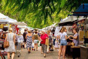 Eumundi Market Tour