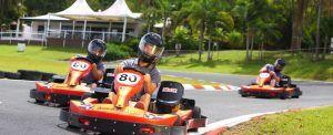Big Kart Track Go Karting