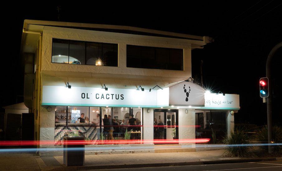 Ol' Cactus Eating House & Bar